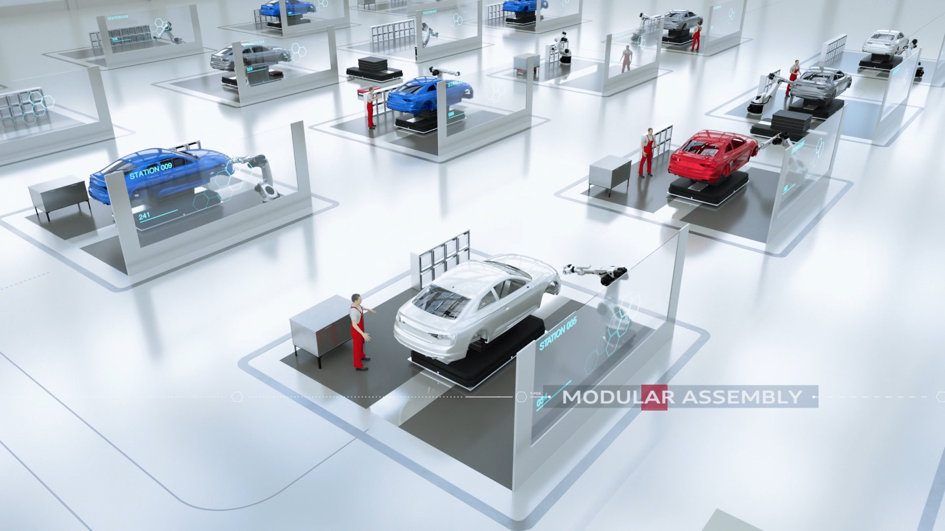 "Audi – ""Smart Factory"" / Imagefilm 2017 – LarsNaglerWorks"